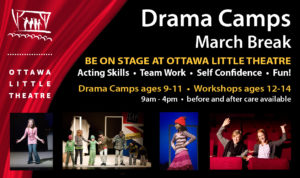 March Break Drama Camps