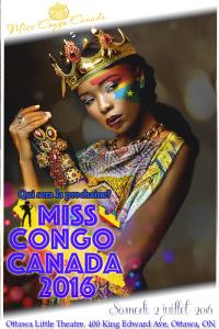 Miss Congo Canada @ Ottawa Little Theatre   Ottawa   Ontario   Canada
