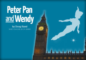 Peter Pan and Wendy @ Ottawa Little Theatre | Ottawa | Ontario | Canada