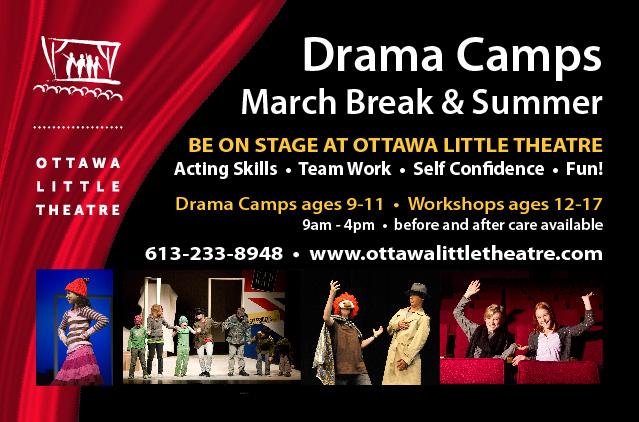 Drama Camps at OLT
